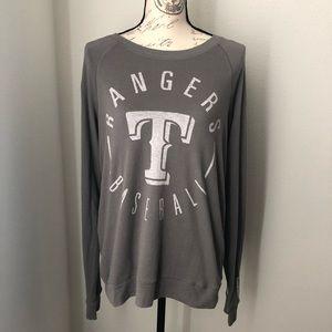 PINK VICTORIA'S SECRET | Texas Rangers Sweater